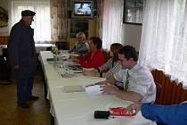 Hačky. Tato obec na Konicku měla v minulých krajských volbách nejvyšší volební účast v celém prostějovském regionu. 63 procent.