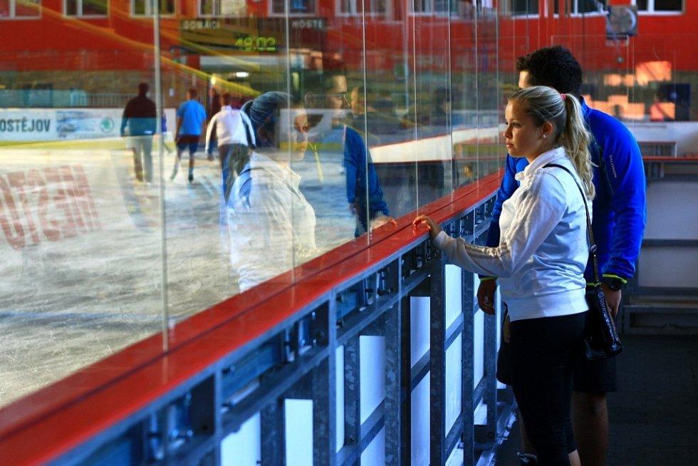 Zimní stadion v Prostějově láká od soboty na veřejné bruslení
