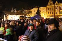 Prostějov, Česko zpívá koledy 10. 12. 2014