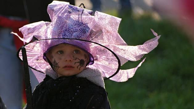 Malá čarodějnice. Ilustrační snímek