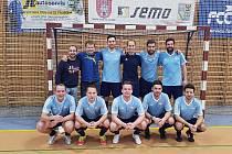 Vítězem letošního ročníku futsalové 1. ligy se stal Ariston Prostějov.