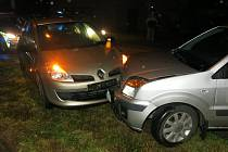 Policie se obrací na případné svědky nehody z pondělí 3. listopadu v křižovatce ulic Foersterova a Hyacintova.