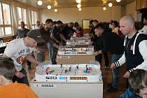 Turnaj ve STIGA hokeji v Mostkovicích