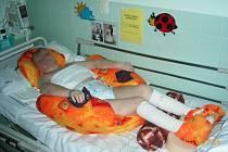 Bazální stimulace pomáhá těžce nemocným.