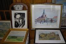 Z umělecké sbírky města Prostějova