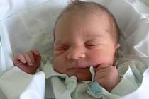 Klára Zábojová, Prostějov, narozena 26. února v Prostějově, míra 49 cm, váha 2950 g
