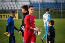 Fotbalisté Prostějova remizovali v domácím utkání F:NL s Jihlavou 1:1. Patrik Le Giang