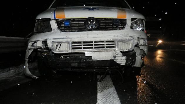 Nehoda na D46