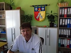 Starosta Zdětína, Robert Kříž