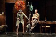 Představení Hamleti v rámci divadelní přehlídky APLAUS 2017.