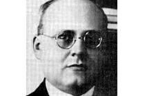 V. Kaprálek Škrach, prostějovský rodák, byl mimo jiné také osobním knihovníkem T.G.Masaryka, jehož názory formovaly celý jeho život.
