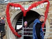 Valentýnský víkend na Velkém Kosíři