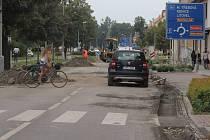 Rekonstrukce Kostelecké ulice