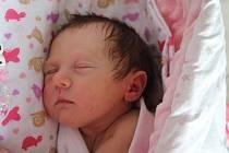 Viktorie Slavíčková, Prostějov, narozena 2. července 2019 v Prostějově, míra 48 cm, váha 3100 g
