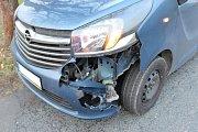 Následky nehod se srnami na Prostějovsku
