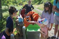 Dětský den v Seloutkách