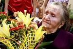 Marie Snášelová slavila sté narozeniny