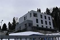 Výstavba policejního rekreačního a výcvikového střediska na plumlovské přehradě - 20. ledna 2021