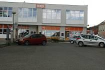 Zatím je v Konici na Masarykově náměstí nákupní středisko COOP, do tří let by mělo vzniknout na náměstí obchodní centrum. Výstavba nového supermarketu je ve fázi úvah.
