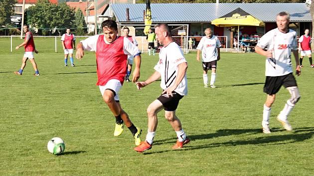 5. ročník turnaje fotbalových veteránů nad 40 let v Kostelci na Hané