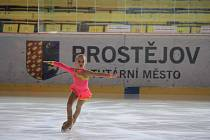 Velkou show zažil v sobotu zimní stadion v Prostějově. Utkaly se zde totiž při Velké ceně města Prostějova krasobruslařky.