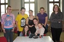 Děti ze Základní školy v Tovačově se rozhodly pomoct postiženému Matyáškovi Hadrovi z Prostějova