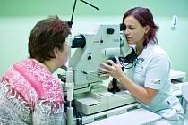 Nemocnice připravuje Den prevence zeleného zákalu a Den otevřených dveří očního oddělení