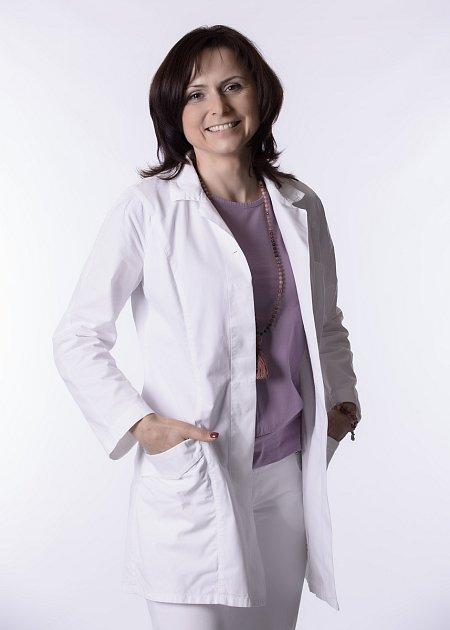Lékárnice Hana Vaňková