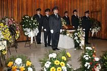 V pondělí 20. ledna 2020 se uskutečnilo poslední rozloučení se starostou SDH Domamyslice Pavlem Liškou.