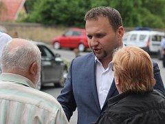 Do Konice dorazil při své návštěvě Prostějovska Marian Jurečka. Ministr zemědělství zasadil strom, pohovořil o zemědělství a zúčastnil se debaty s místními studenty i podnikateli.