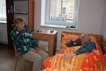 Na konci října oficiálně otevřený Domov Daliborka v Prostějově přijal v úterý prvního klienta. Další obyvatelé přijdou v nejbližších dnech.