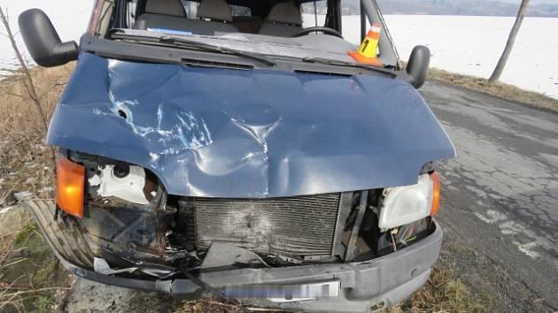 Nehoda v Krumsíně