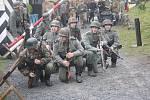 Klub vojenské historie Dukla se svými kolegy vojenskými nadšenci uspořádali šesté Dobytí Plumlova. A bylo na co se koukat.