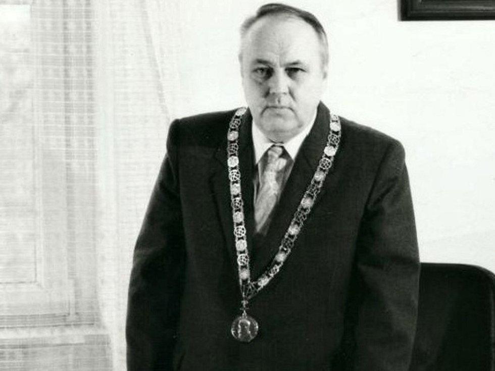 Profesor, významný pedagog a vědec Jan Lasovský