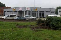 Obyvatelé Němčic nad Hanou i okolních obcí budou moct brzy navštívit nový supermarket