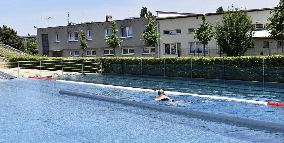 Prostějovský aquapark otevřel, 4. června 2021