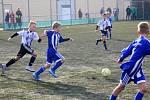 Turnaj fotbalových benjamínků v Prostějově