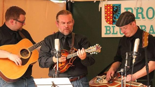 Prostějovský bluegrassový festival