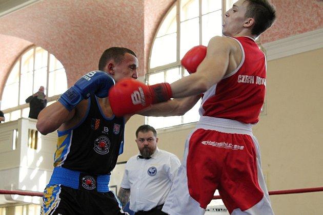 Souboj dvou nejlepších českých boxerských týmů o mistrovský titul.