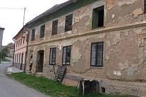 Dům pana Zapletala v Ohrozimi.