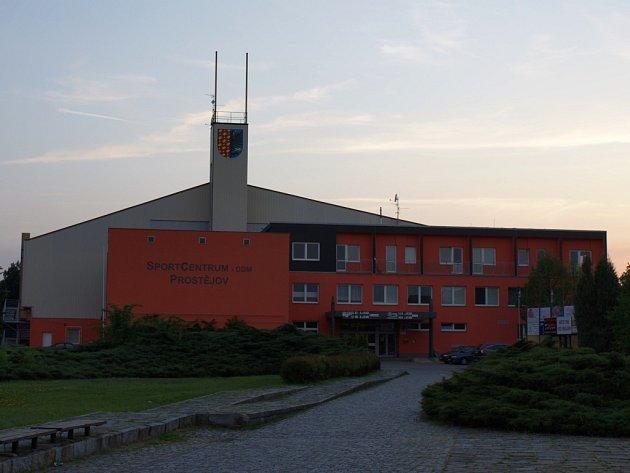 Sportcentrum. Ilustační foto