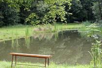 Ve Stínavě vybudovali čtyři tůně, založili malý park u autobusové zastávky, upravili prostranství před hřbitovem.