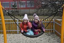 Dětské hřiště v Prostějově