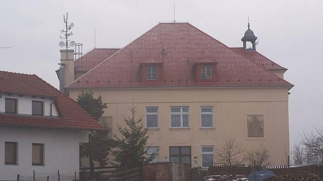 Dětský domov v Plumlově. Ilustrační foto