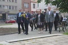 Představitelé města si ve čtvrtek připomněli 101. výročí hladové bouře, při které zemřely v Prostějově dvě desítky lidí.