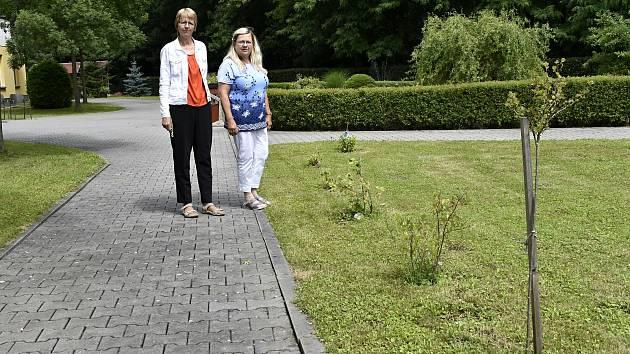 Domov pro seniory Soběsuky vyhrál v projektu Propojujeme generace 28600 korun.