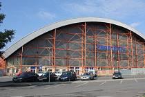 Zimní stadion v Prostějově