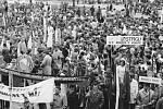 6. Prvomájové oslavy vKonici vroce 1979