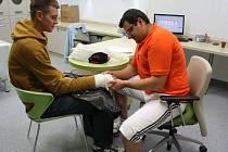 Vyšetření v Agel Sport Clinic není určeno jen vrcholovým sportovcům. Nechat vyšetřit se můžete i vy.