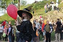 Čarodejnice na plumlovském zámku